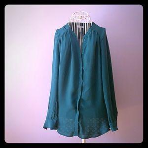 JOIE 🌲 Silk shirt blouse